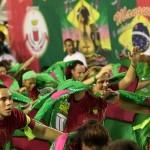 Samba and Carnaval