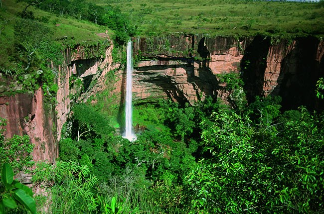 pantanal-north-cuiaba-waterfall