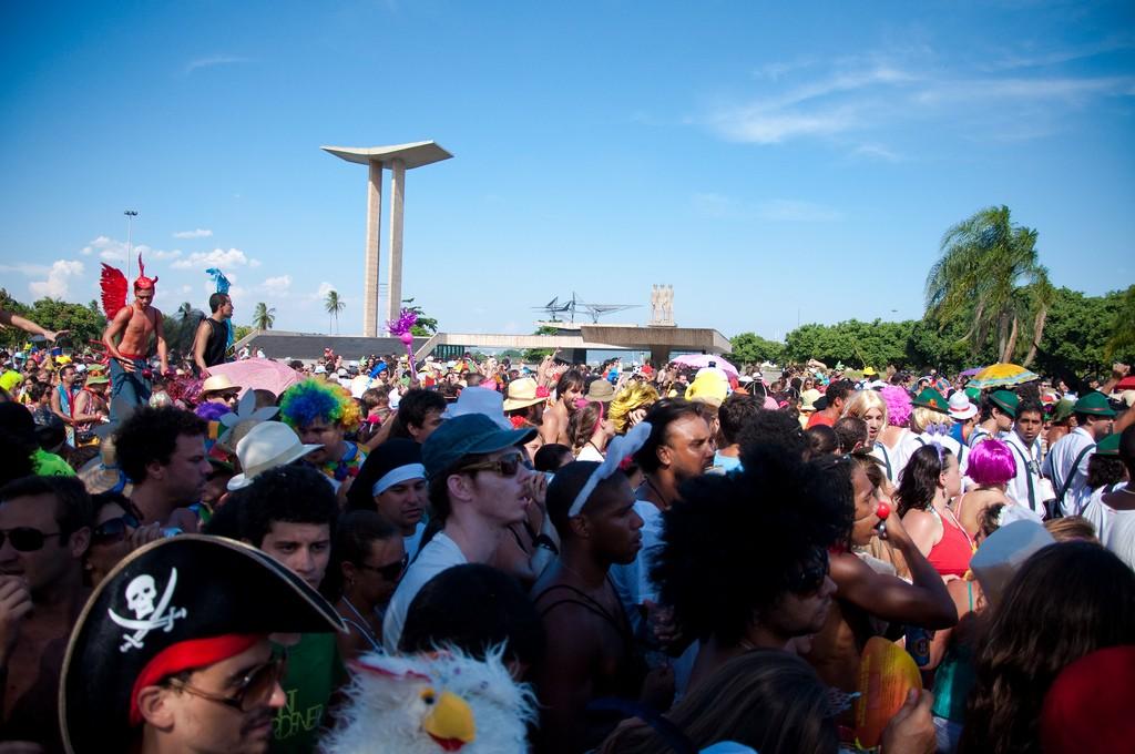 Bloco Orquestra Voadora - Carnaval Rio de Janeiro