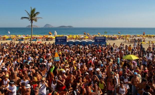 Rio Carnival Street Party - Bloco Simpatia é Quase Amor