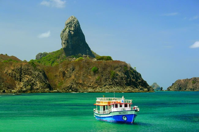 fernando de noronha brazil how to get there