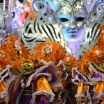 Brazil Carnival Samba School Nights 2014