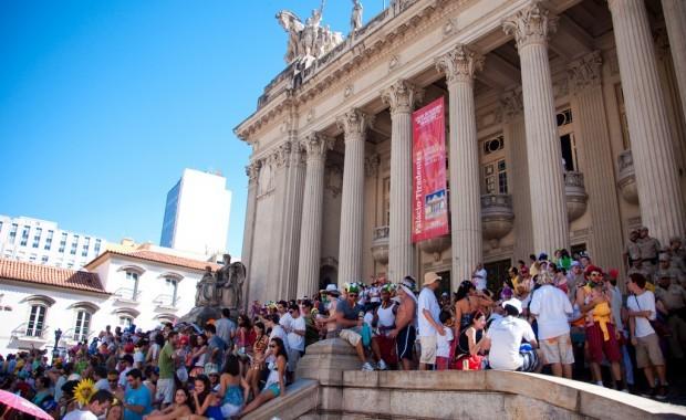 Bloco Boitatá - Carnaval Rio de Janeiro