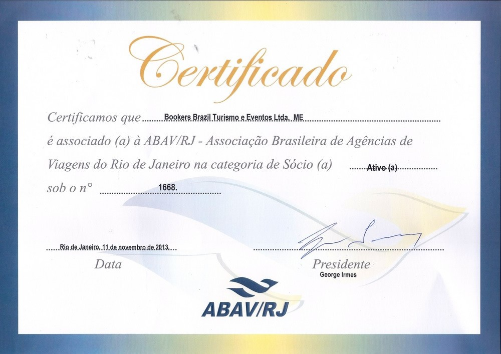 Member of ABAV