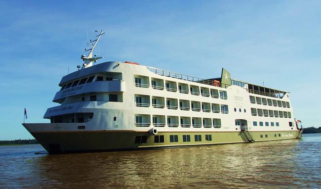 Iberostar Grand Amazon Hotel in Manaus Cruiseship