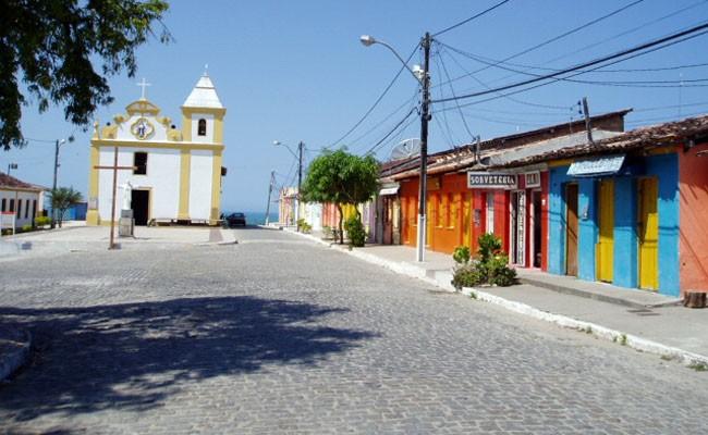 Arraial d' Ajuda, Bahia Brazil
