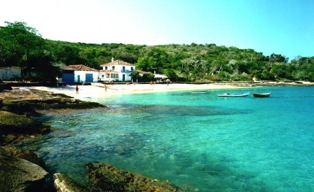 Azeda Beach at Buzios
