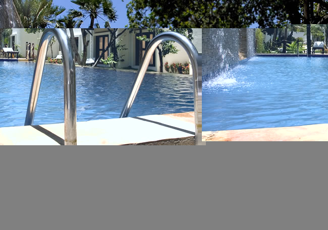 Best Western Falls Galli Hotel in Iguazu Falls - Pool Area