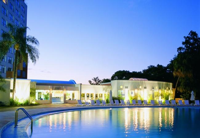 Bourbon Cataratas Resort Convention Hotel Pool