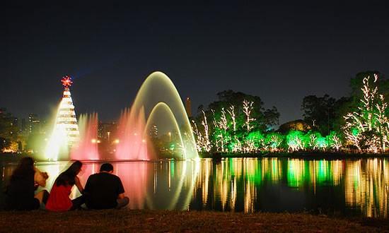 Ibirapuera Park, Sao Paulo attractions, Sao Paulo Brazil Ibirapuera
