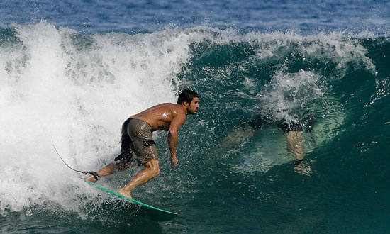 Buzios beach Rio de Janeiro water sports