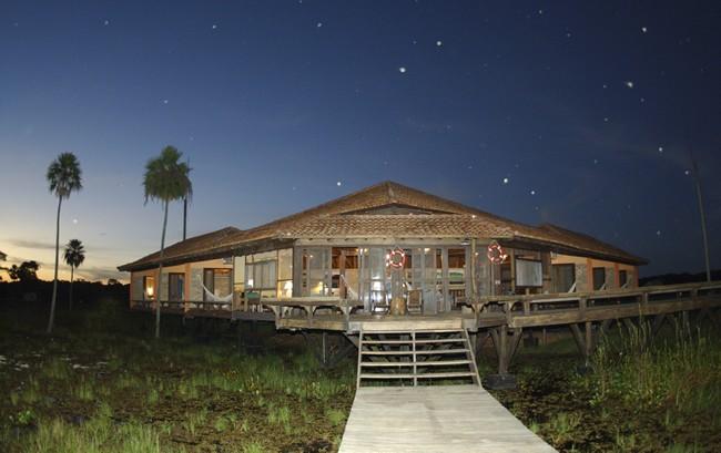 Caiman Hotel in Pantanal South - Lodge
