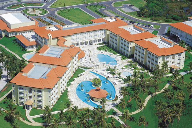 Costa do Sauipe Golf & Spa Hotel in Costa do Sauipe