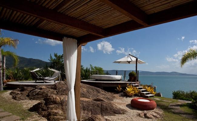Florianopolis Ponta dos Ganhos resort hotel Brazil