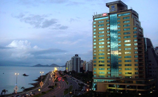 The Majestic Palace Florianopolis Hotel in Florianopolis