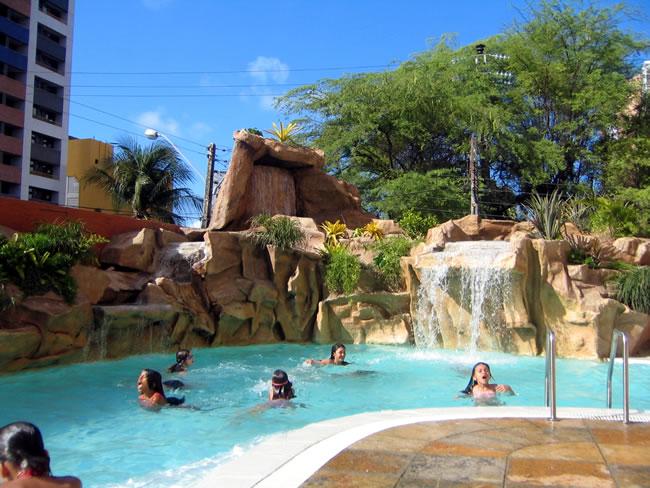 Blue Tree Premium Fortaleza Hotel in Fortaleza - Pool area