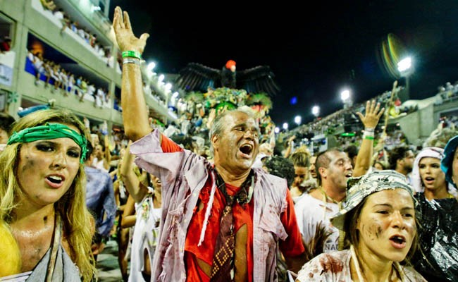 The Grande Rio Samba School