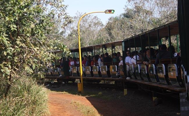 Estacion Cataratas in Foz do Iguazu Argentina