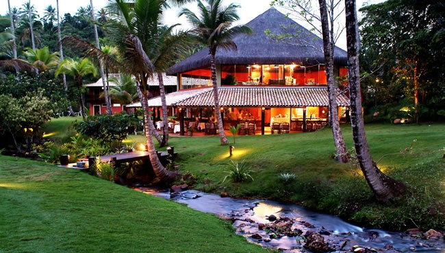 Itacare Eco Resort Hotel in Itacare - Garden View