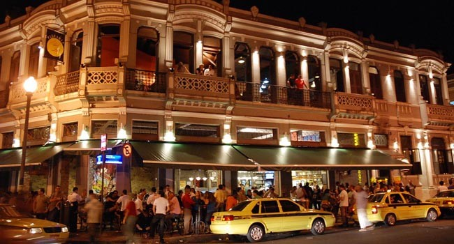 Lapa Rio de Janeiro - day and night attractions