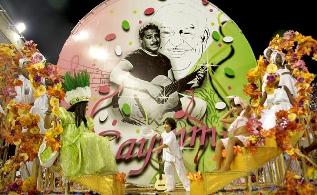 The Mangueira Samba School