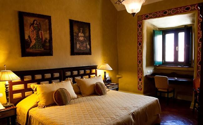 Monasterio Hotel in Cusco Peru