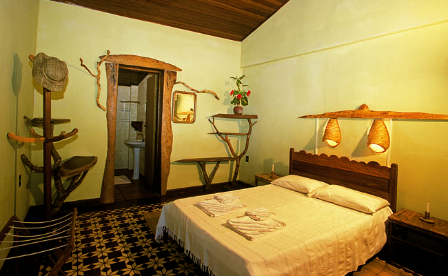 The Araras Lodge Hotel in Pantanal North Hotel room