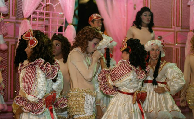Porto da Pedra Samba School