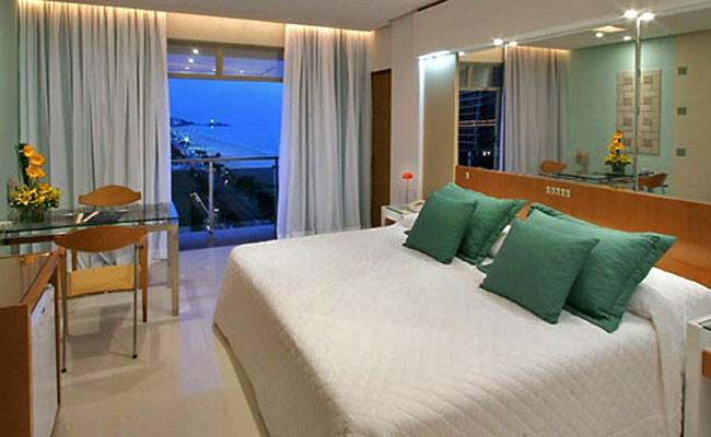 The Praia Ipanema Hotel in Rio de Janeiro