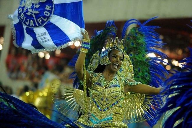 Rio Carnaval Samba School: Beija Flor de Nilopolis