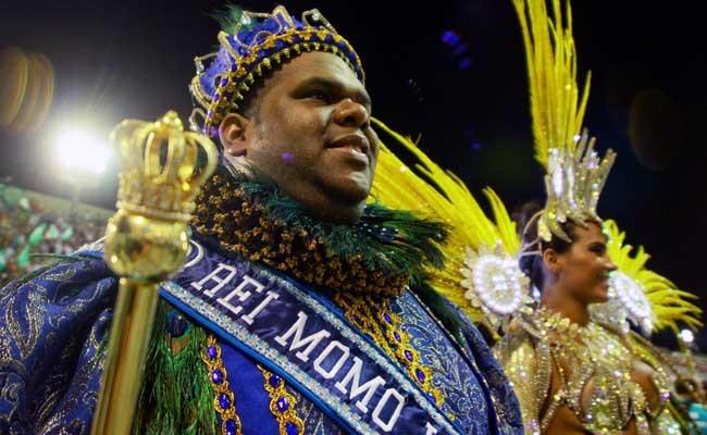 Rio Carnival Parade, Brazil