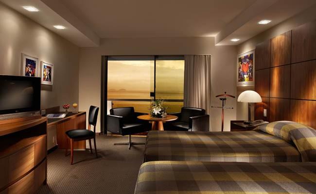 Rio Othon Hotel in Copacabana