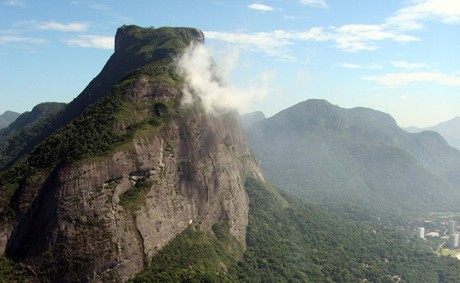 Gavea  in Rio de Janeiro Brazil