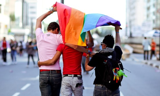 Sao Paulo Gay pride Brazil 2010