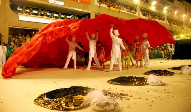 Unidos da Tijuca Samba school