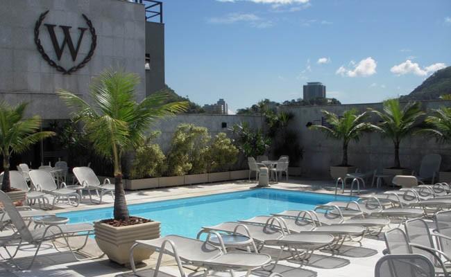The Windsor Excelsior Hotel in Rio de Janeiro