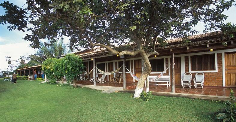 Pousada Piuval at Pantanal