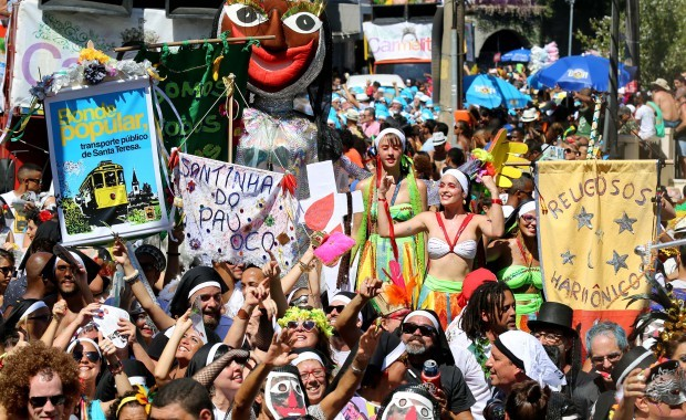 origins of carnival