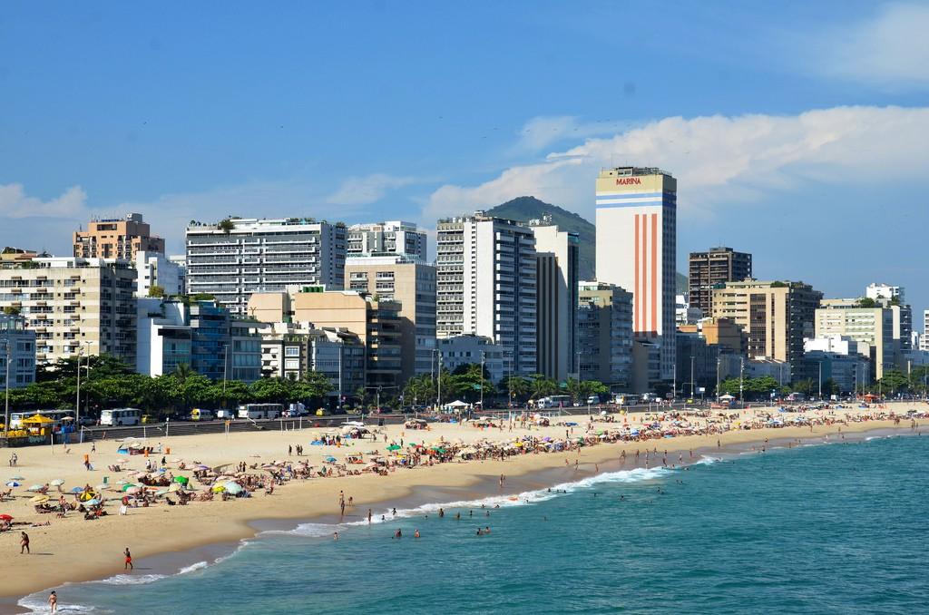 Of Rio de Janeiro beaches