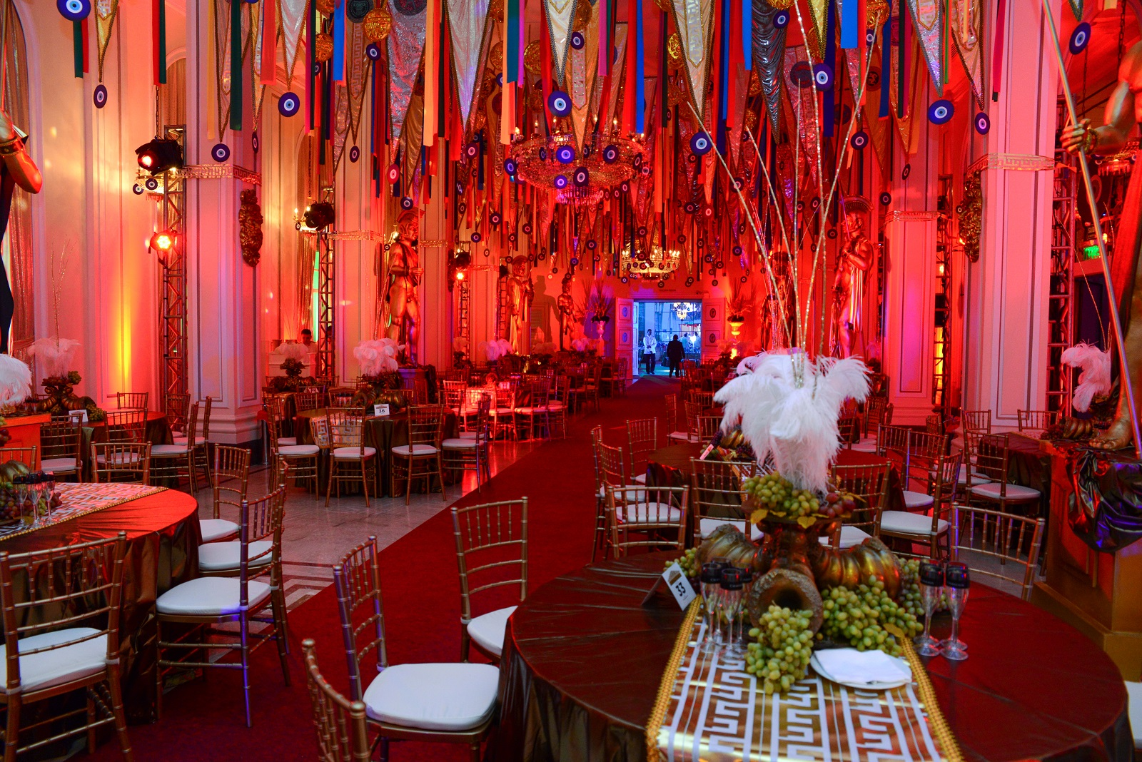 Copacabana Palace's Ball