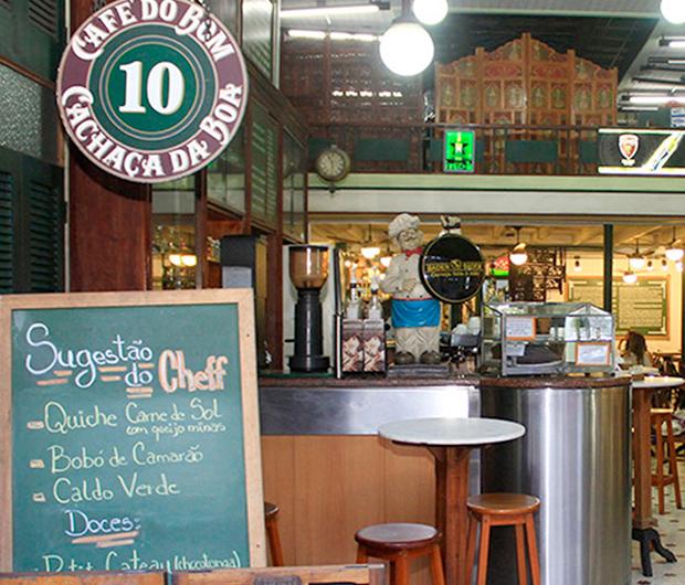 Photo: Café do Bom Cachaça da Boa