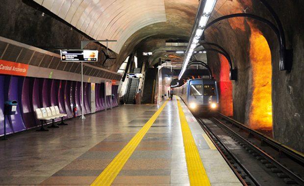 metro rio - carnival